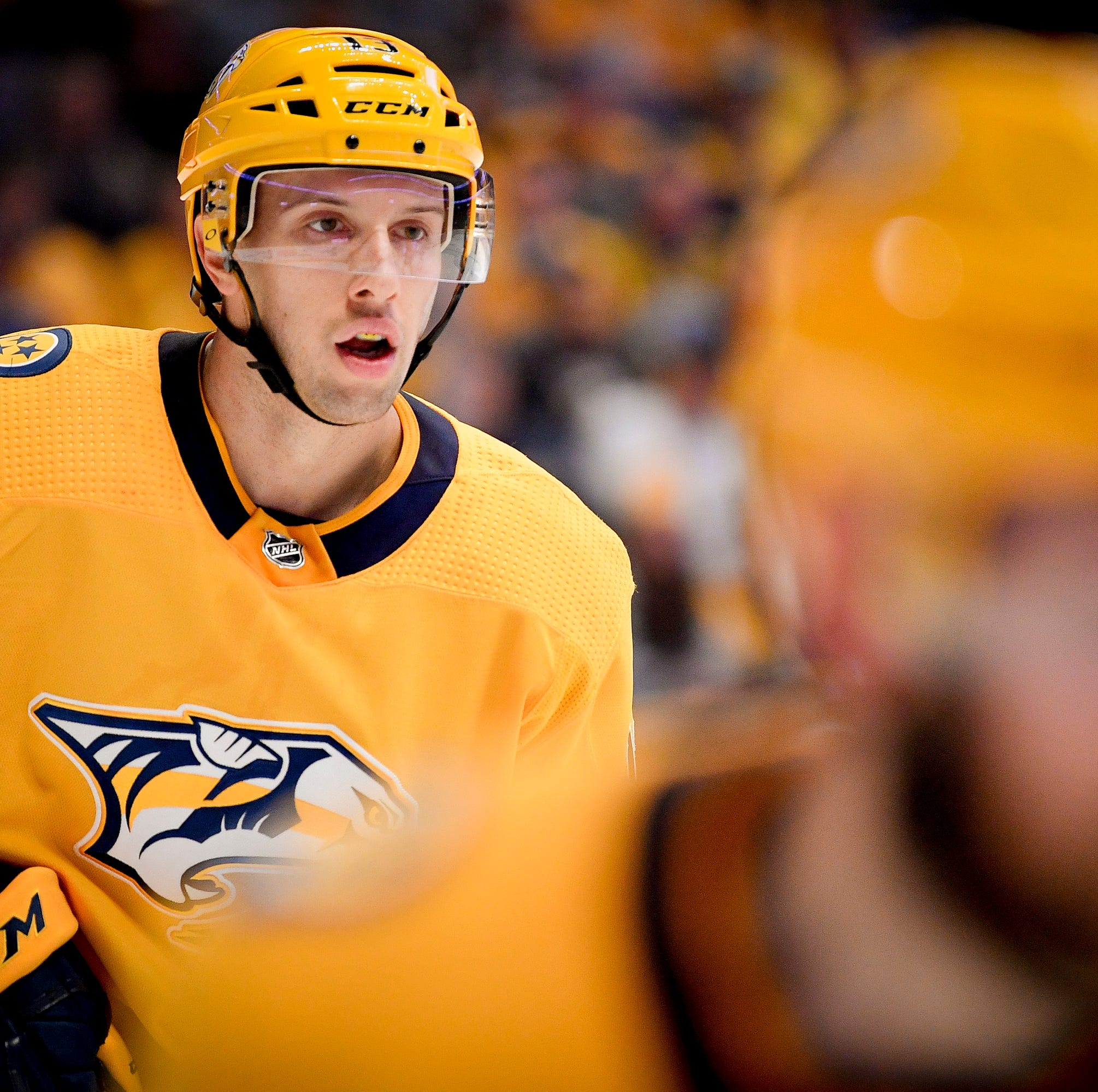 Despite two rings, Predators' Nick Bonino still has eyes on the big prize