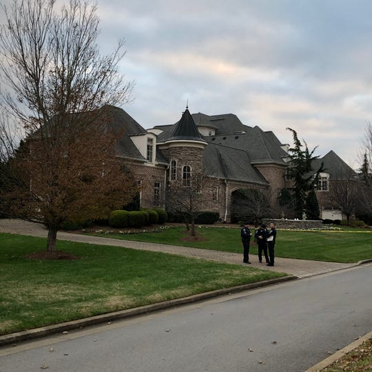 Terry and Lola Teeters are seeking a combined $20 million in damages from the estate of Jerry Matthews, who police say stabbed his wife, Emma Matthews, to death Nov. 20 at their home in the Governors Club subdivision of Brentwood.