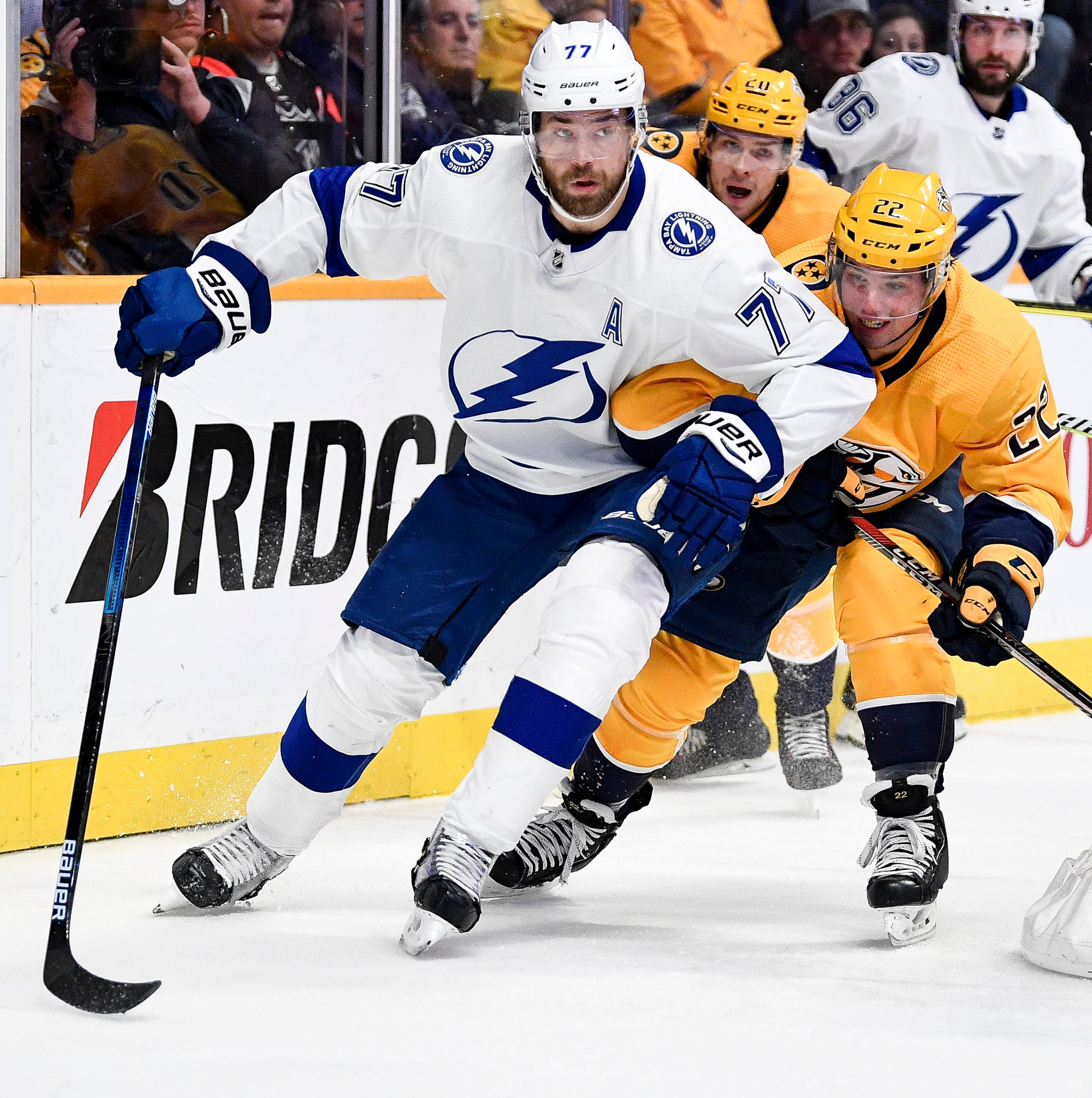 NHL Playoff Matchups: 2019 Stanley Cup Playoffs, first round