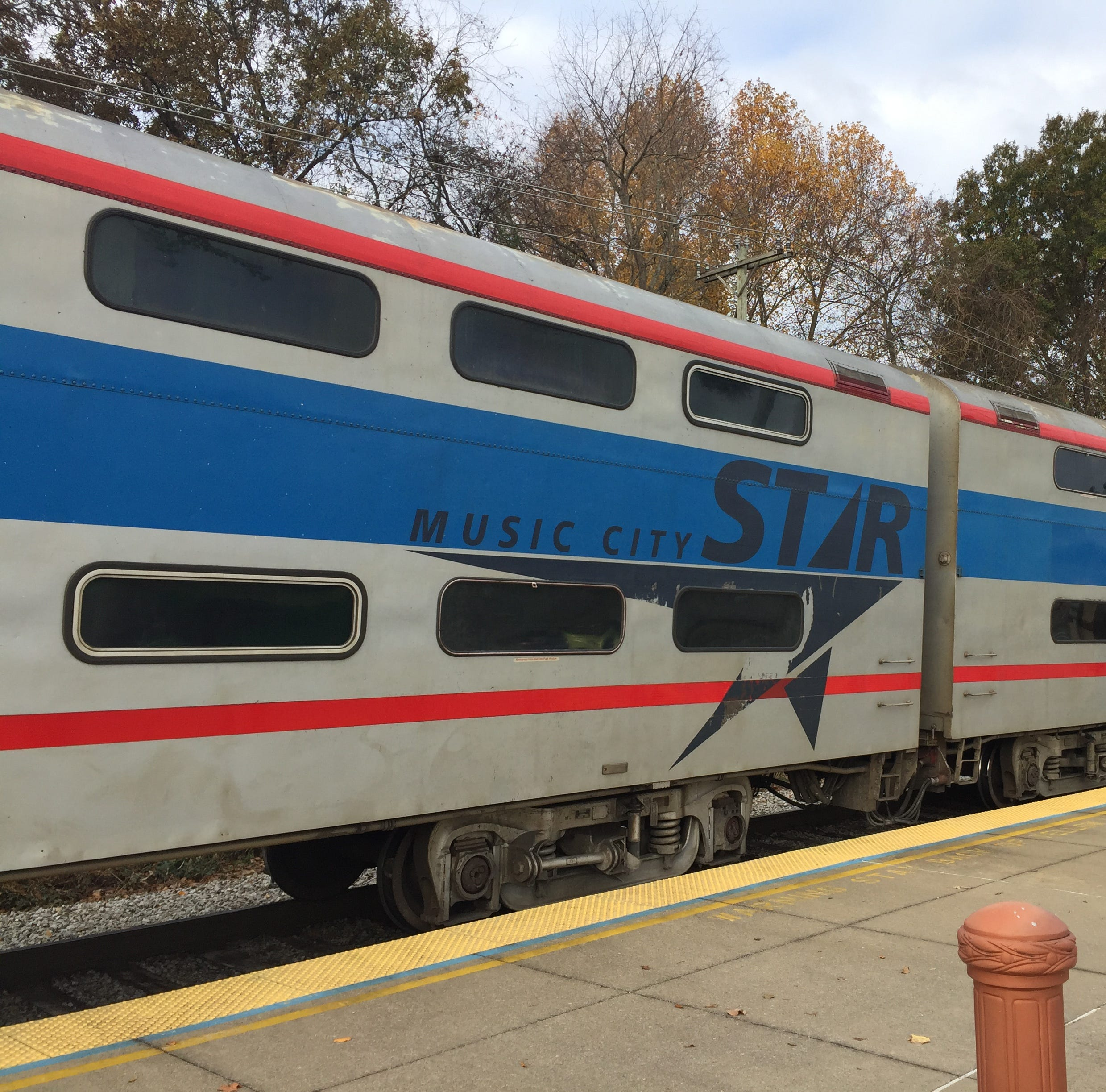 Nashville traffic plays role in Music City Star's modified train schedule; Friday train eliminated