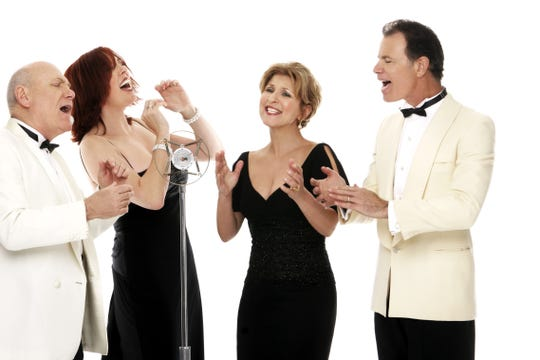 The Manhattan Transfer performs Dec. 9, 2018, at Artis-Naples.