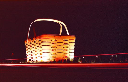Basket At Night