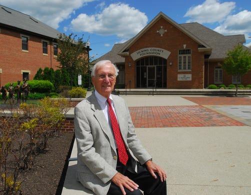 Gib Reese Prominent Newark Philanthropist Businessman Dies At 93