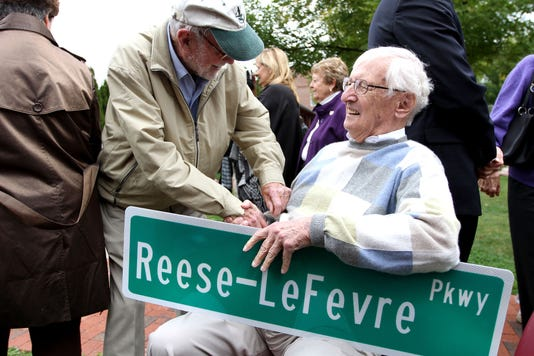 Reese Lefevre Parkway