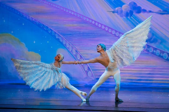 Moscow Ballet's signature Dove of Peace