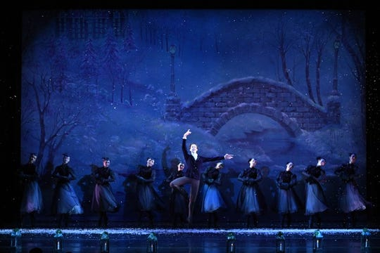 "Central Park figures in ""The Yorkville Nutcracker"" by Dances Patrelle"