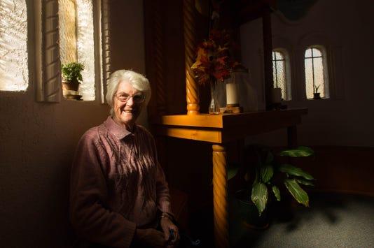 Las Cruces Catholic Nun Sister Marie-Paule Willem