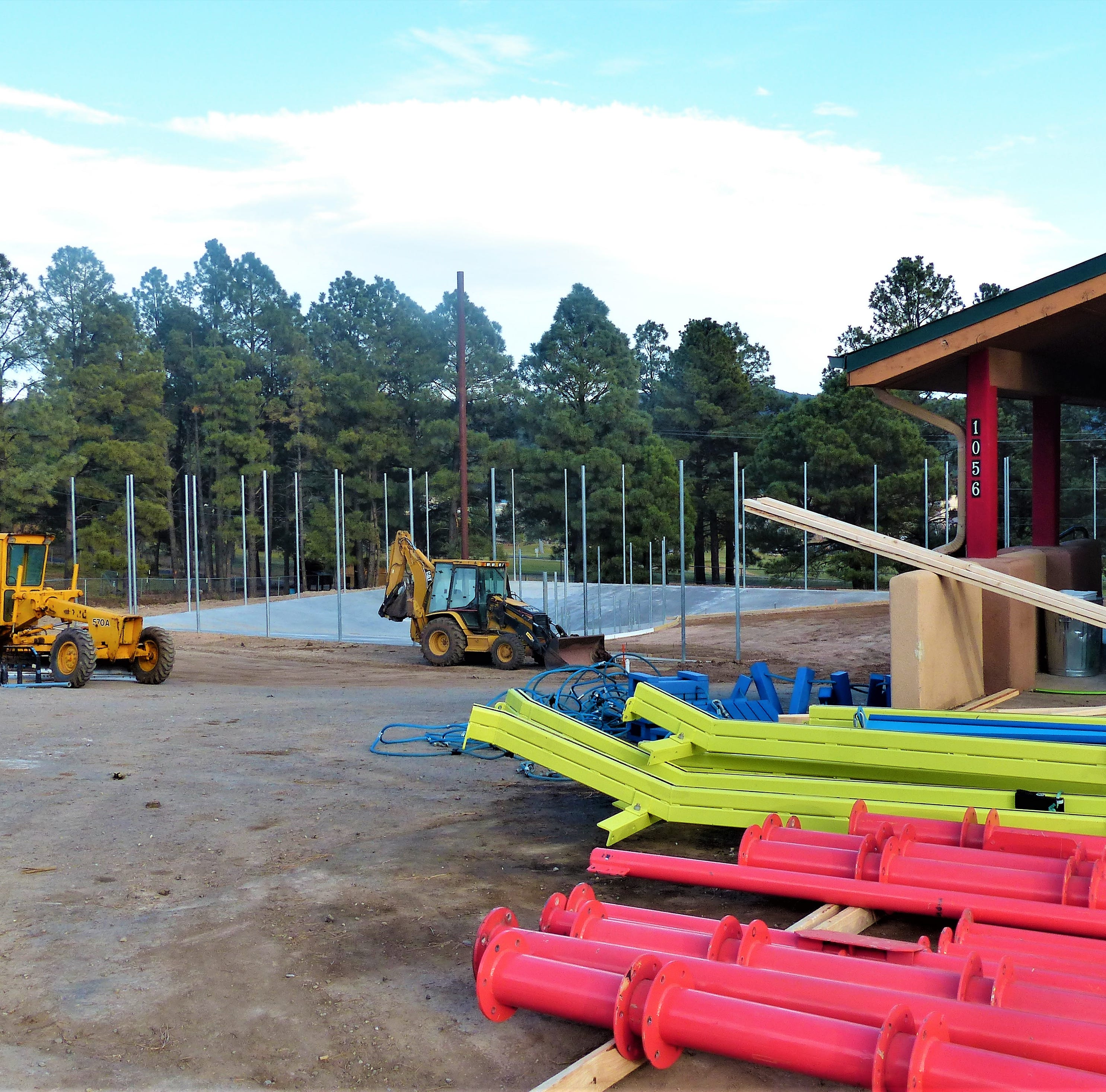 Plans for Adventure Mountain complex on Mechem Drive take shape