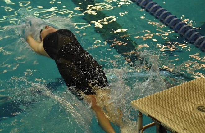 South Lyon junior Megan Sartori earned Athlete of the Week honors after her recent performance at the Lakes Valley Conference (LVC) meet.