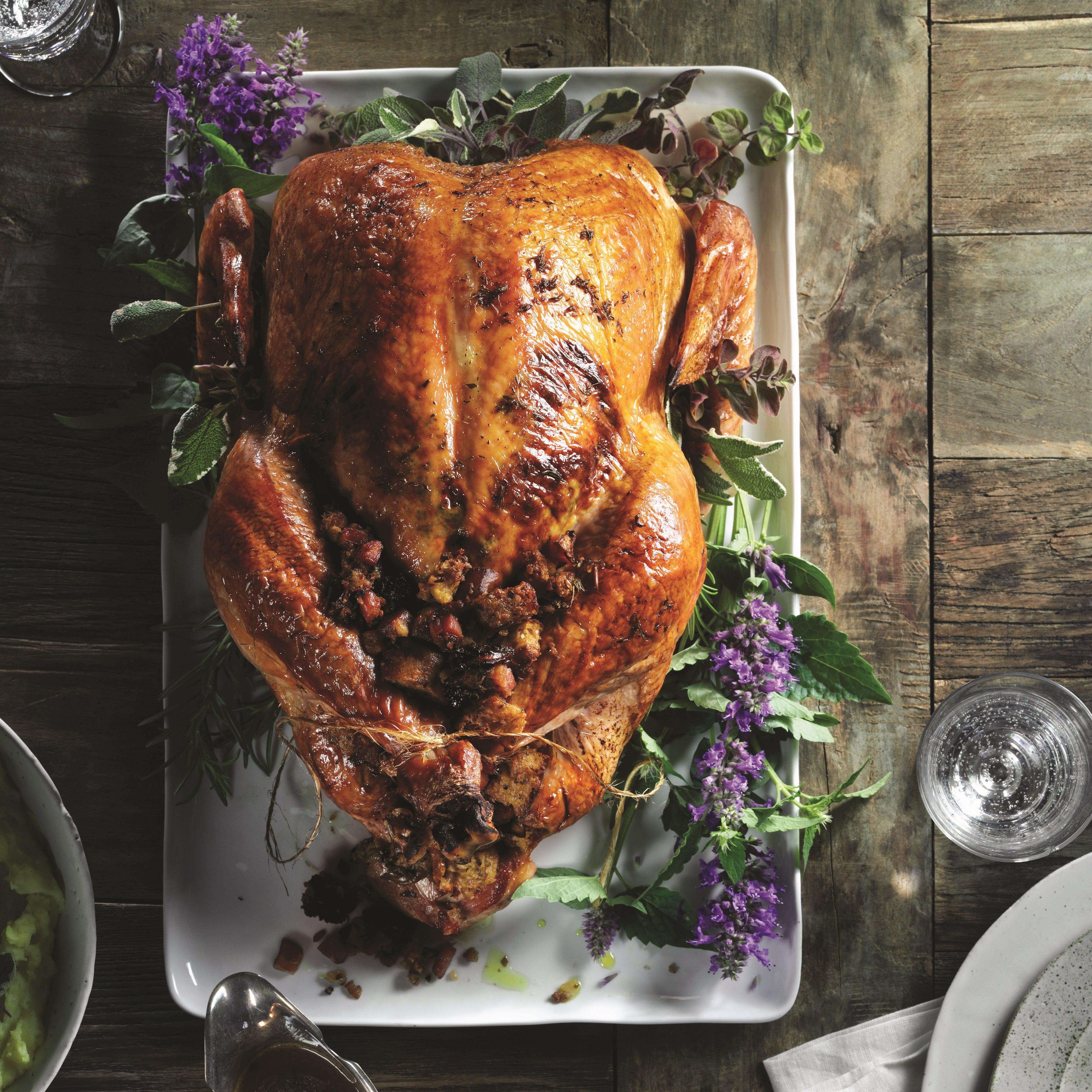 Thanksgiving recipe: How to have a weed-infused dinner, without getting too high