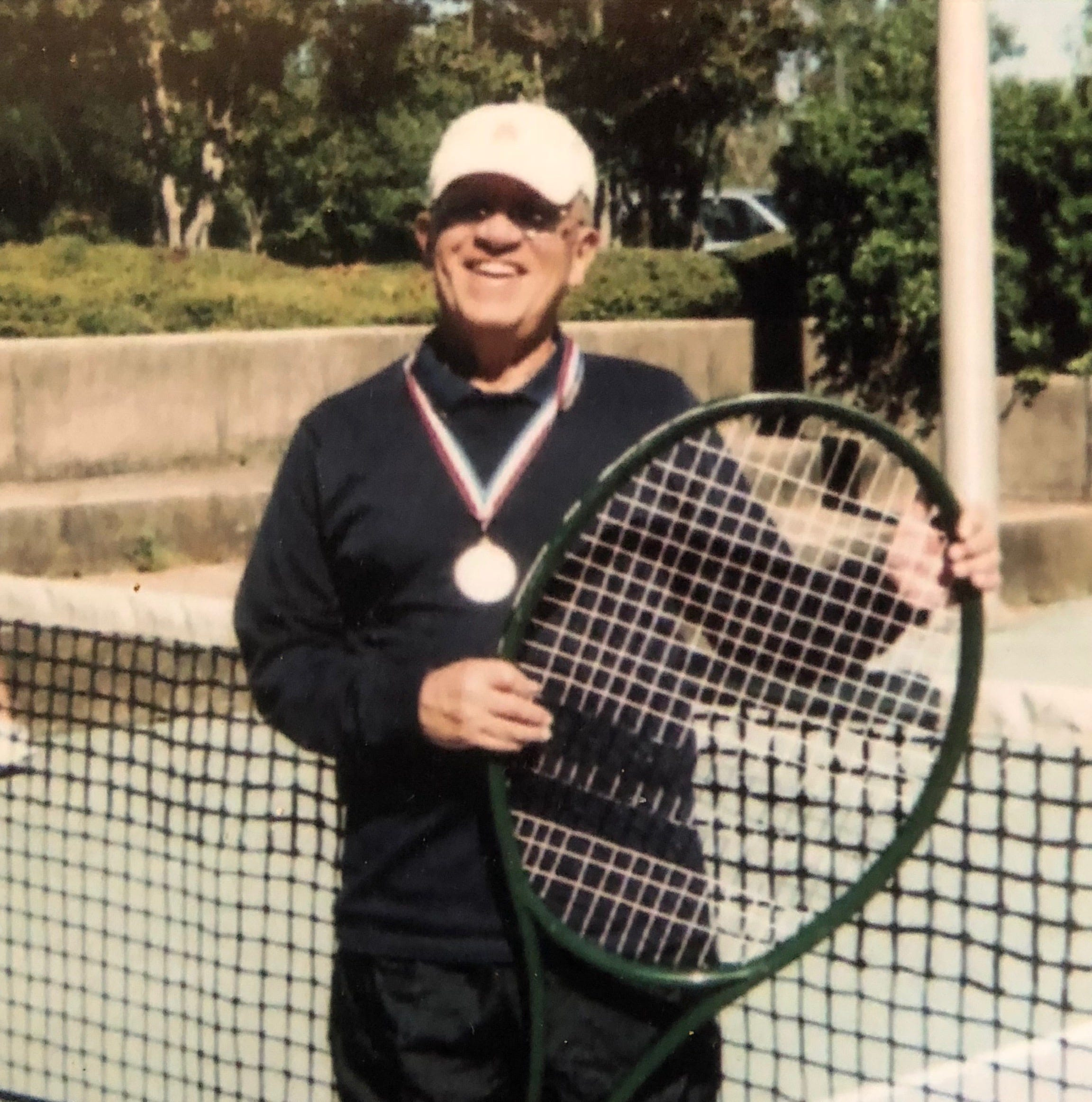 Longtime local tennis benefactor Joe Lovoy leaves legacy of kindness, passion for sport