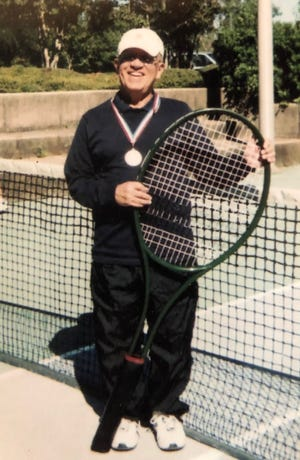 Longtime tennis benefactor Joe Lovoy died recently after a short battle with cancer.