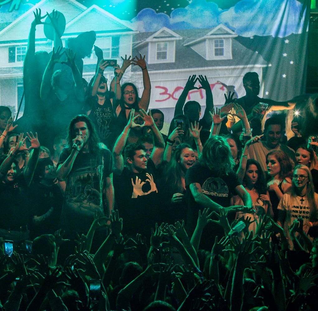 """Celebrating the 10th anniversary of their album """"Want,"""" 3OH!3 headlines """"The Want House Party"""" tour at Vinyl Music Hall on Monday, November 19, 2018."""