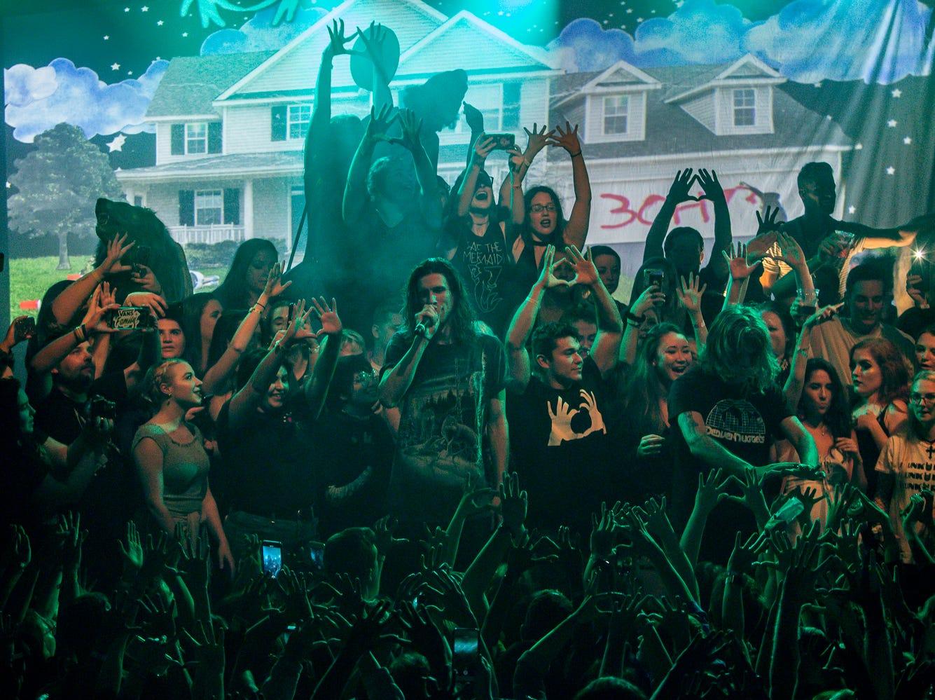 PHOTOS: 3OH!3 brings down the house at Vinyl