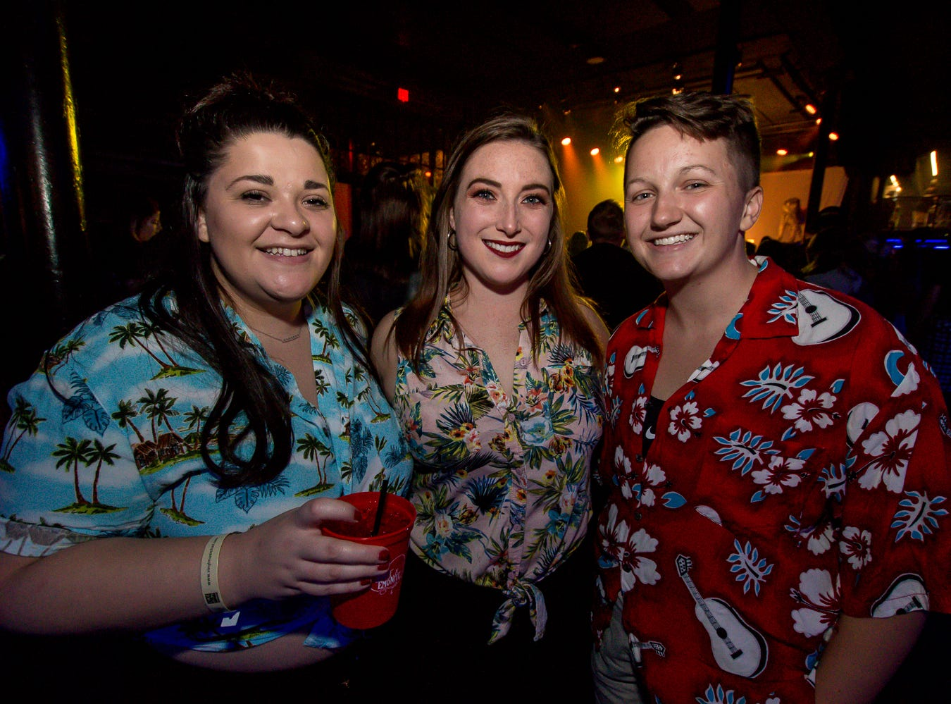 """At Vinyl Music Hall for 3OH!3's """"The Want House Party"""" tour stop at Vinyl Music Hall on Monday, November 19, 2018."""