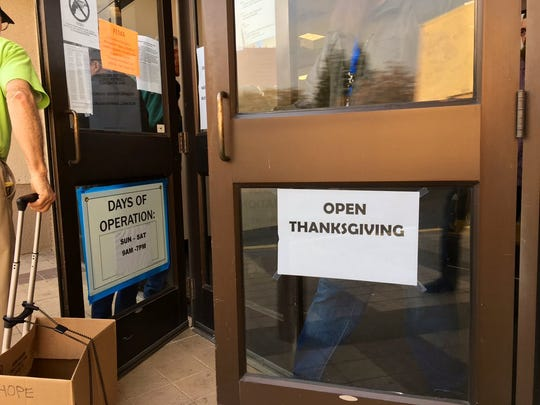 A consortium of local, state and federal groups have set up a disaster recovery center at a shuttered Sears at the Chico Mall. Services for those affected by the Camp Fire are available daily from 9 a.m. to 7 p.m.