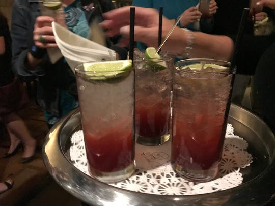 The Arizona Biltmore's Happy Hour History Tour ends with the drink invented at the resort: The Tequila Sunrise