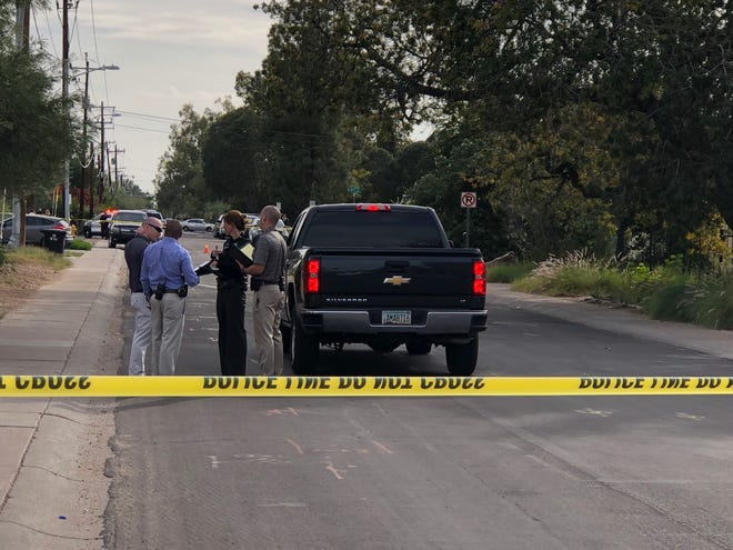 Tempe Police are investigating a shooting involving a U.S. Marshals Task Force officer in Tempe on Thursday.