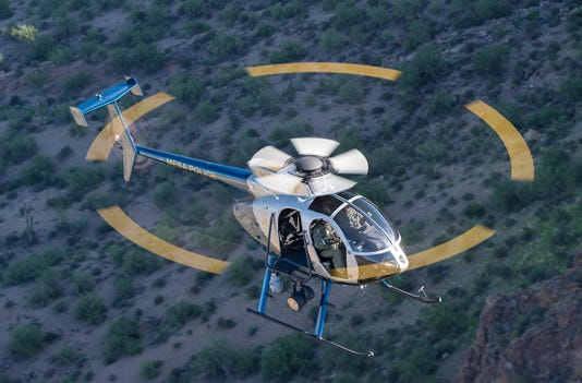 MD Helicopters' legendary aircraft is recognizable across the world.