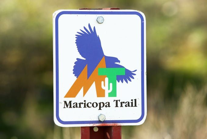 Maricopa Trail at the White Tank Mountain Regional Park on Nov. 20, 2018,  in Waddell.