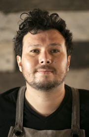 Vince Mellody is owner and executive chef of Bri restaurant in Phoenix.