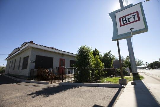 Bri restaurant on Seventh Street in Phoenix.