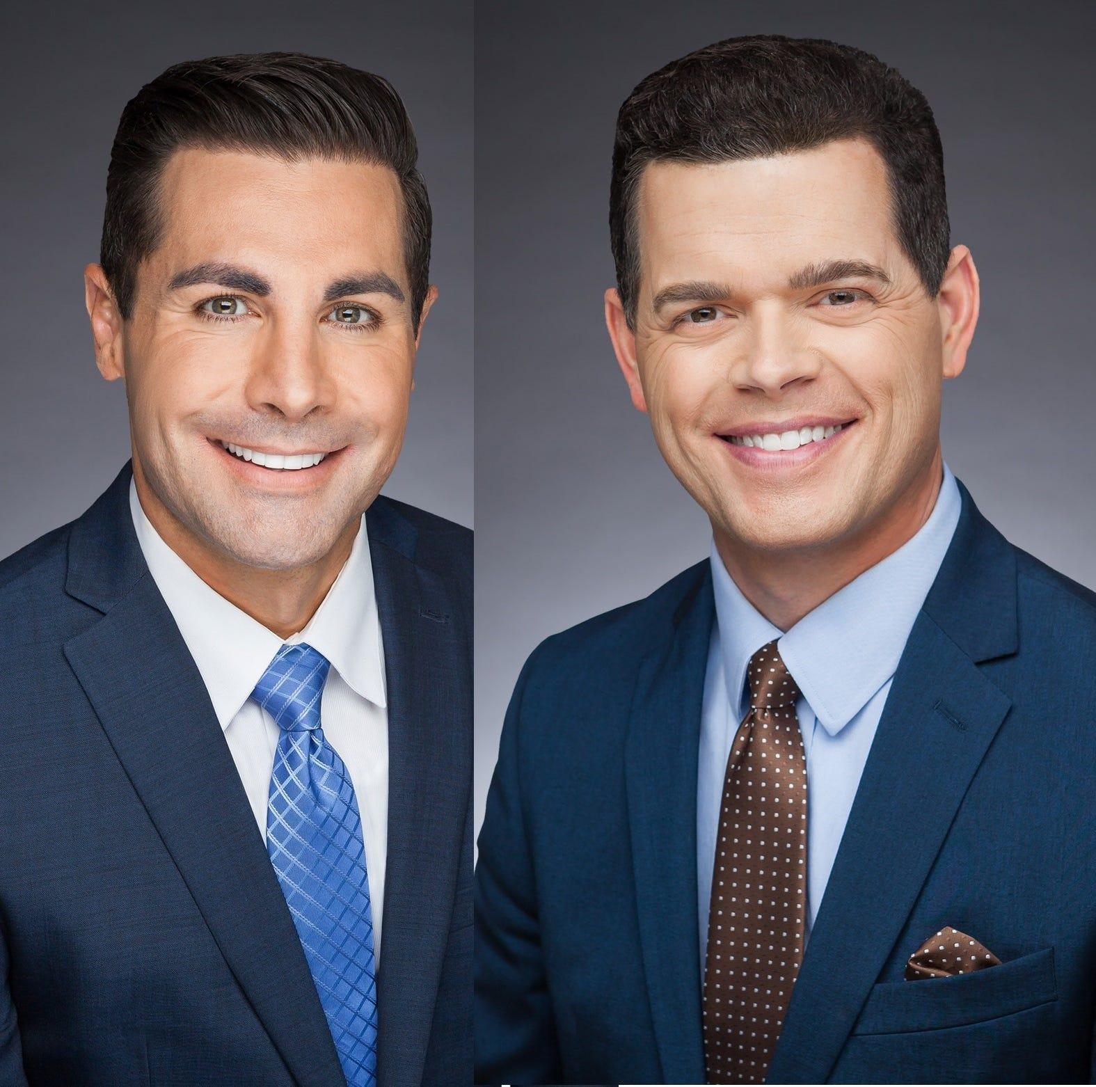 TV anchors Brandon Lee, Preston Phillips leaving AZFamily stations