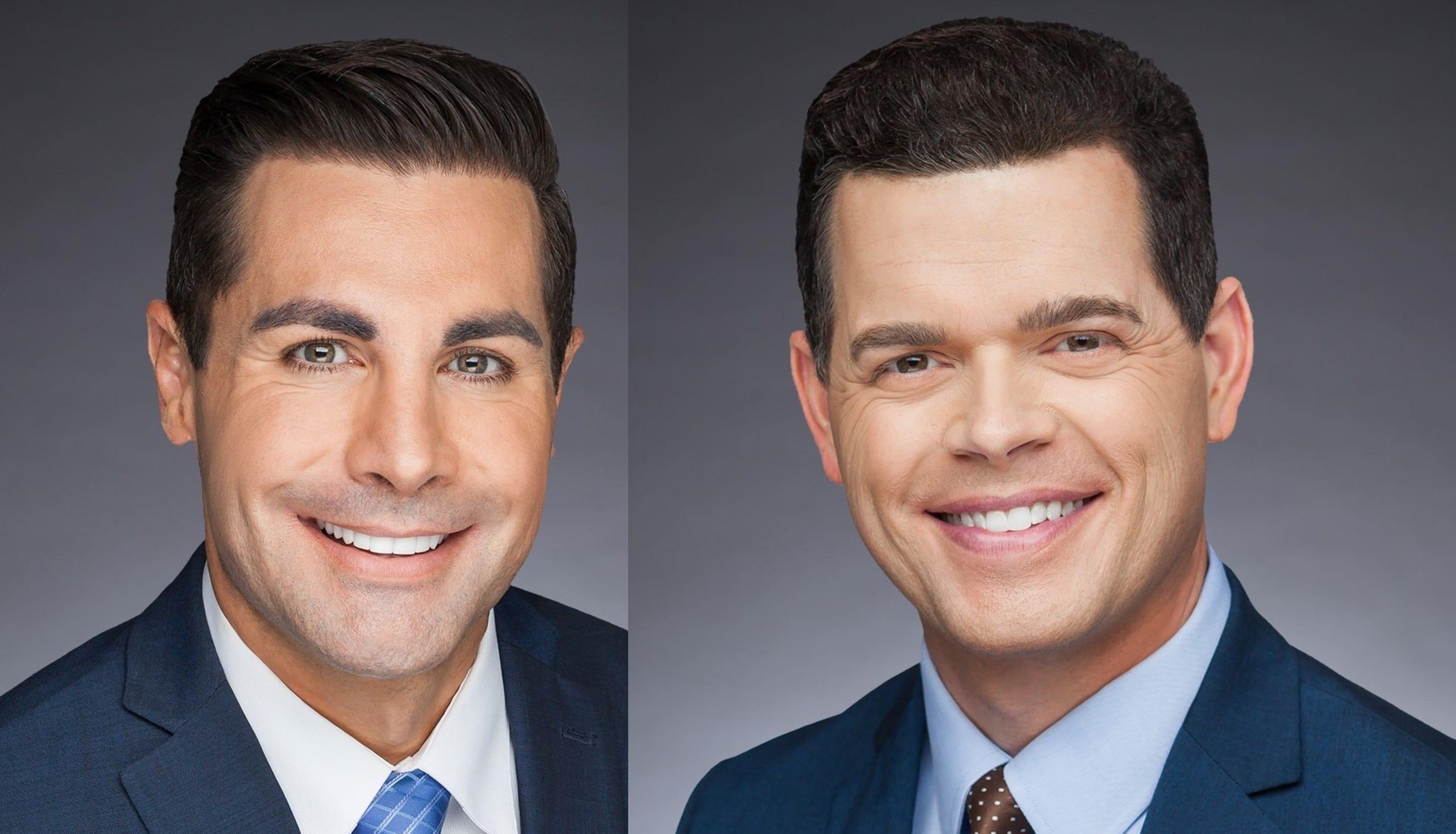 Brandon Lee leaving 3TV and Preston Phillips leaves CBS 5