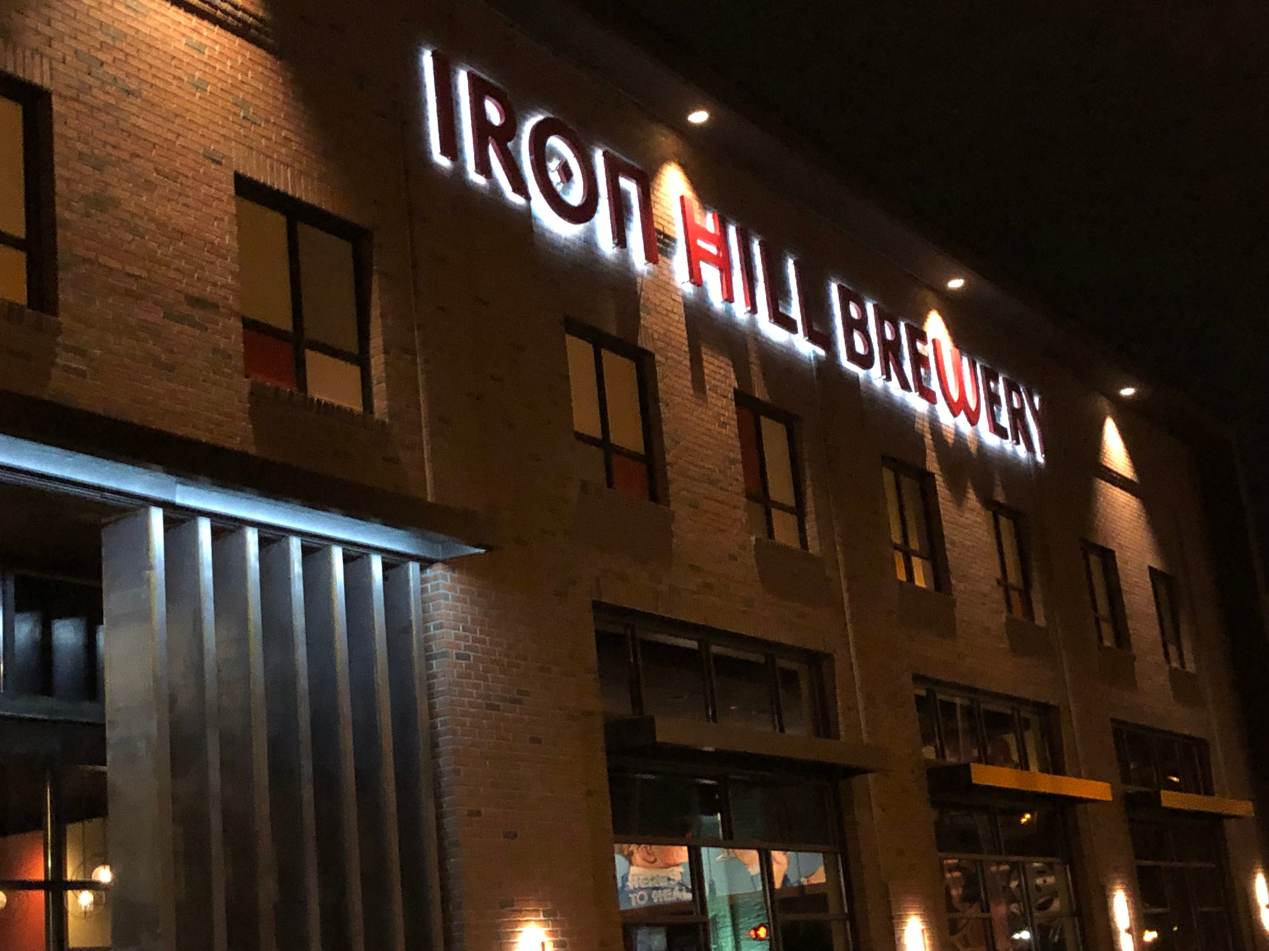 Iron Hill Brewery & Restaurant is located in Hershey Towne Square and is now open.