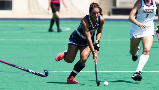 Palmyra grad Erin Huffman enjoyed a standout junior season with the Old Dominion field hockey team.