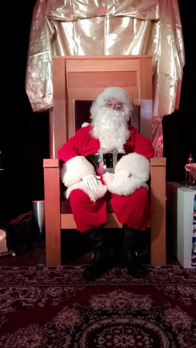 Thompson Santa