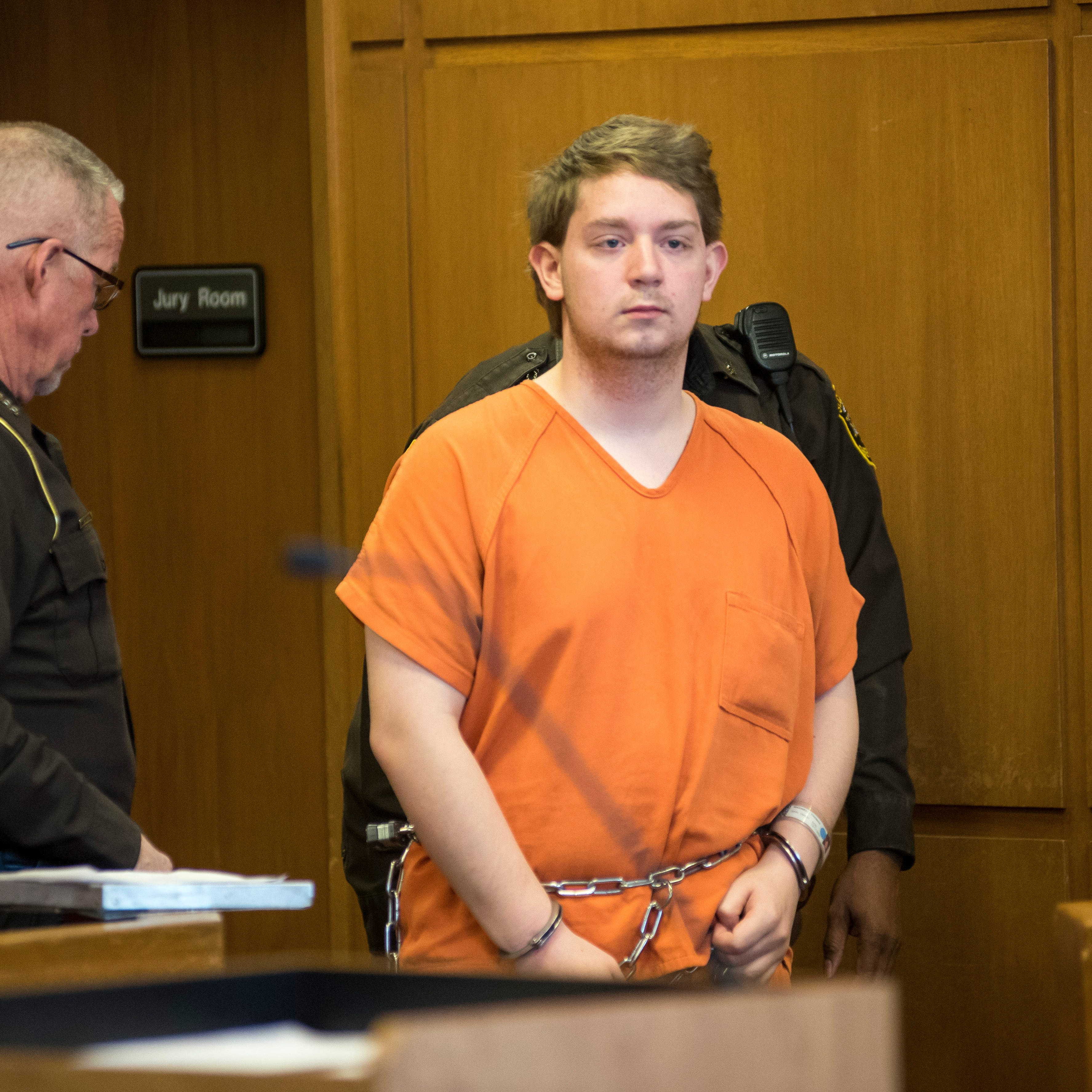 Student in threats case could get plea deal