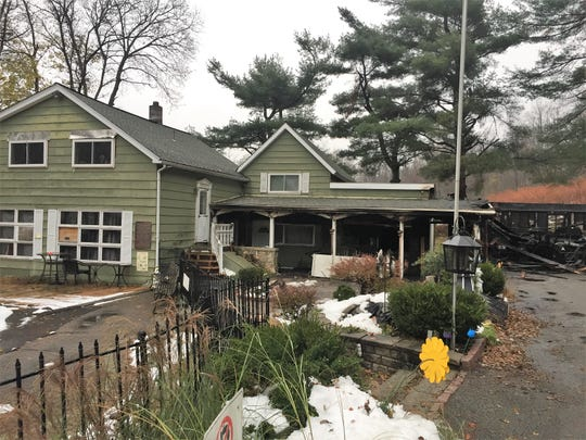 A fire in the garage of a Chiusano Drive multi-family house in the City of Beacon on Nov. 19, 2018, was deemed electrical in nature.