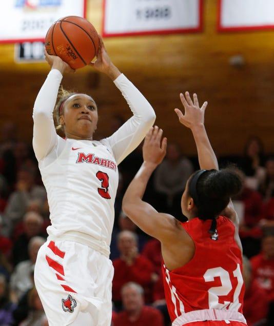 Marist Women S Basketball Vs Boston University
