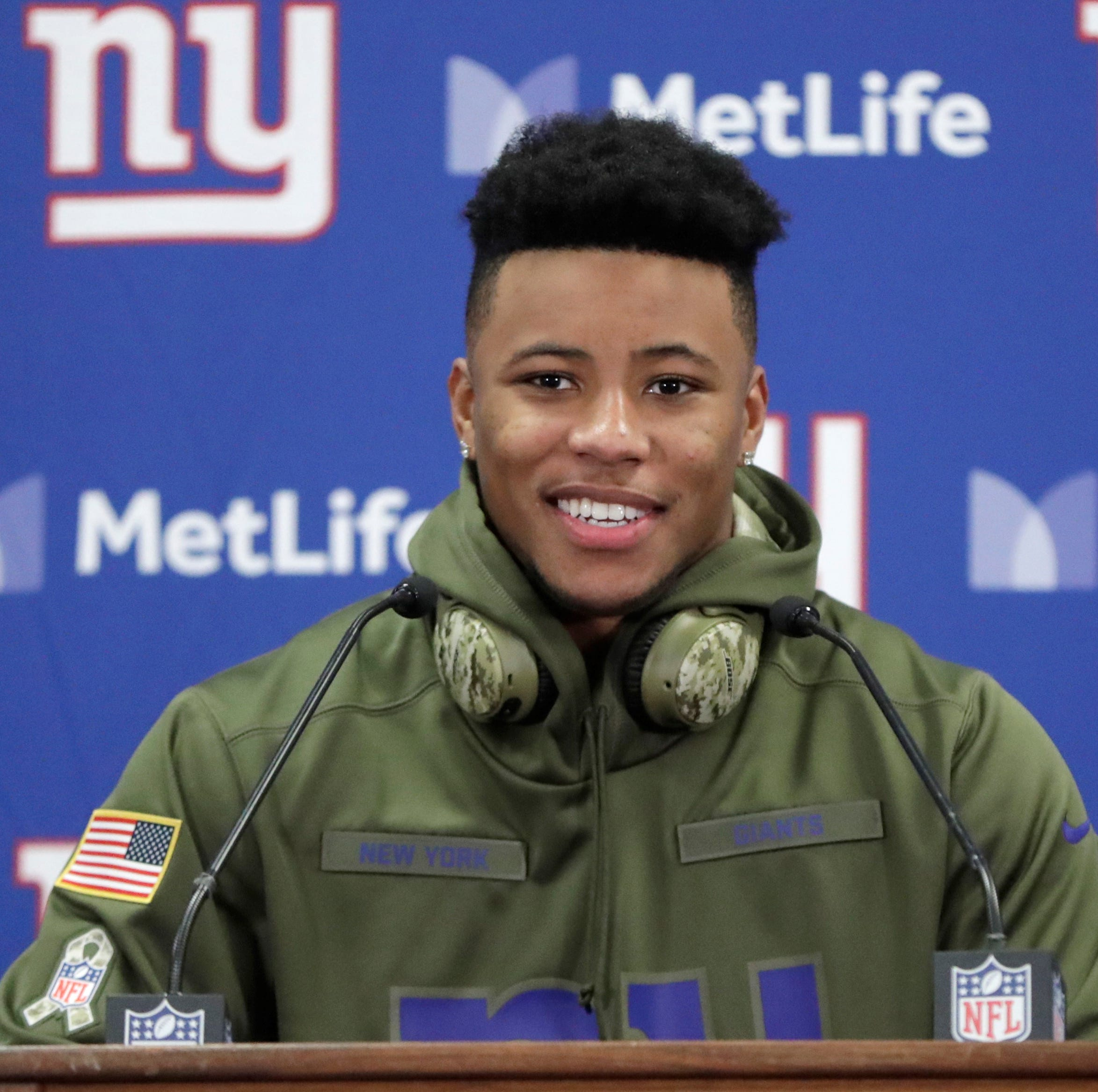 Next up for Eagles: A chance to stop Giants' mini-streak, standout rookie Saquon Barkley