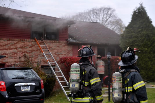 Two Displaced By Fire In Springettsbury Home
