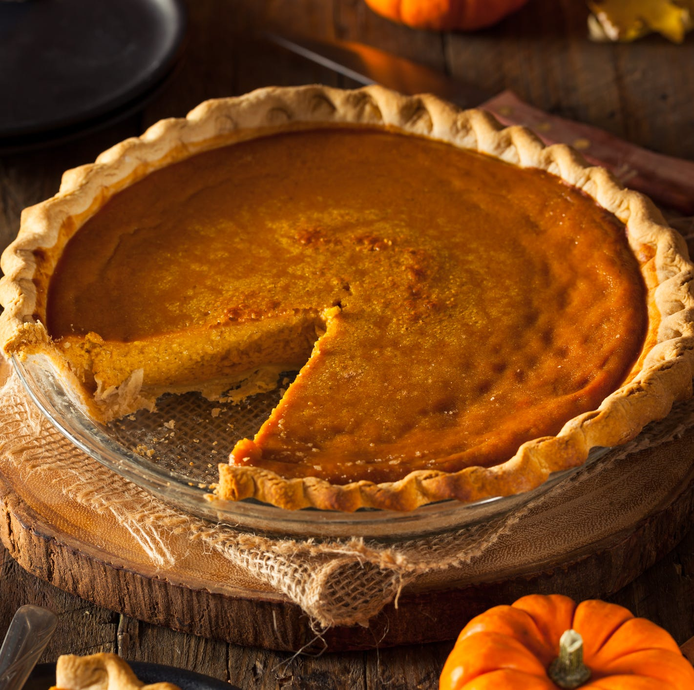 The pie lie: 9 things you never knew about Thanksgiving