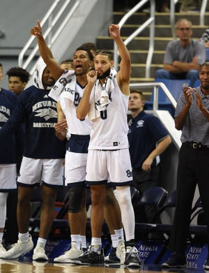 With six straight wins to begin the season, the Nevada basketball team is ranked fifth in the nation.