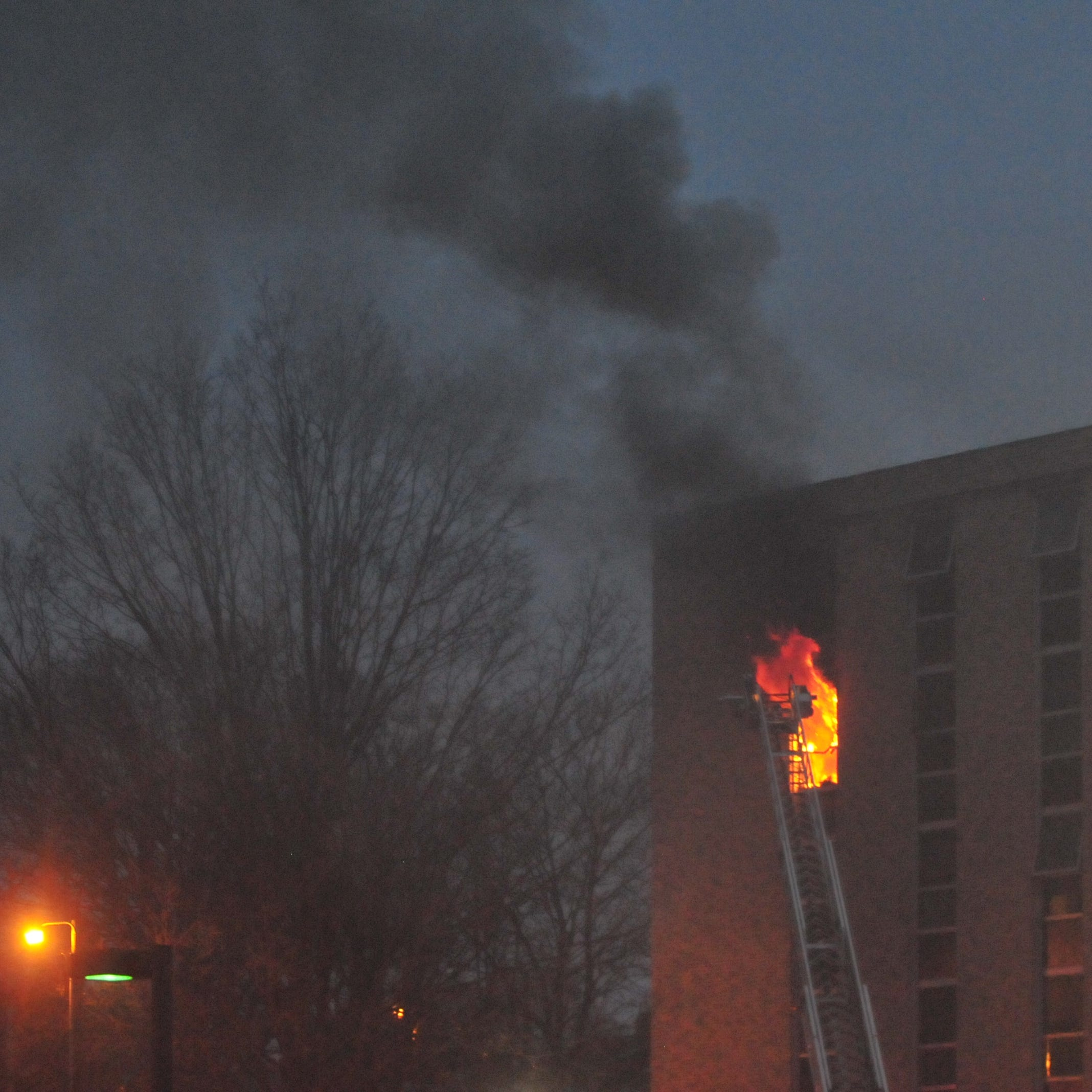 Son sues over father's death during Interfaith Apartments fire