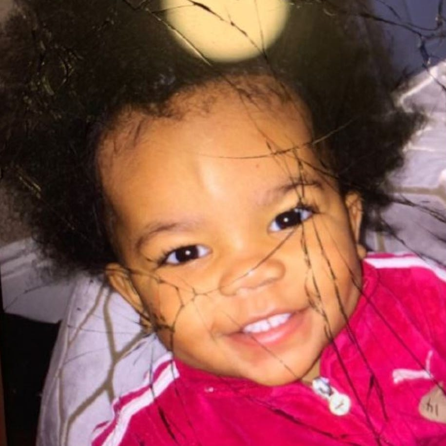 Amber Alert issued for Ta'niyah Williams, 1-year-old girl believed to be abducted by her father