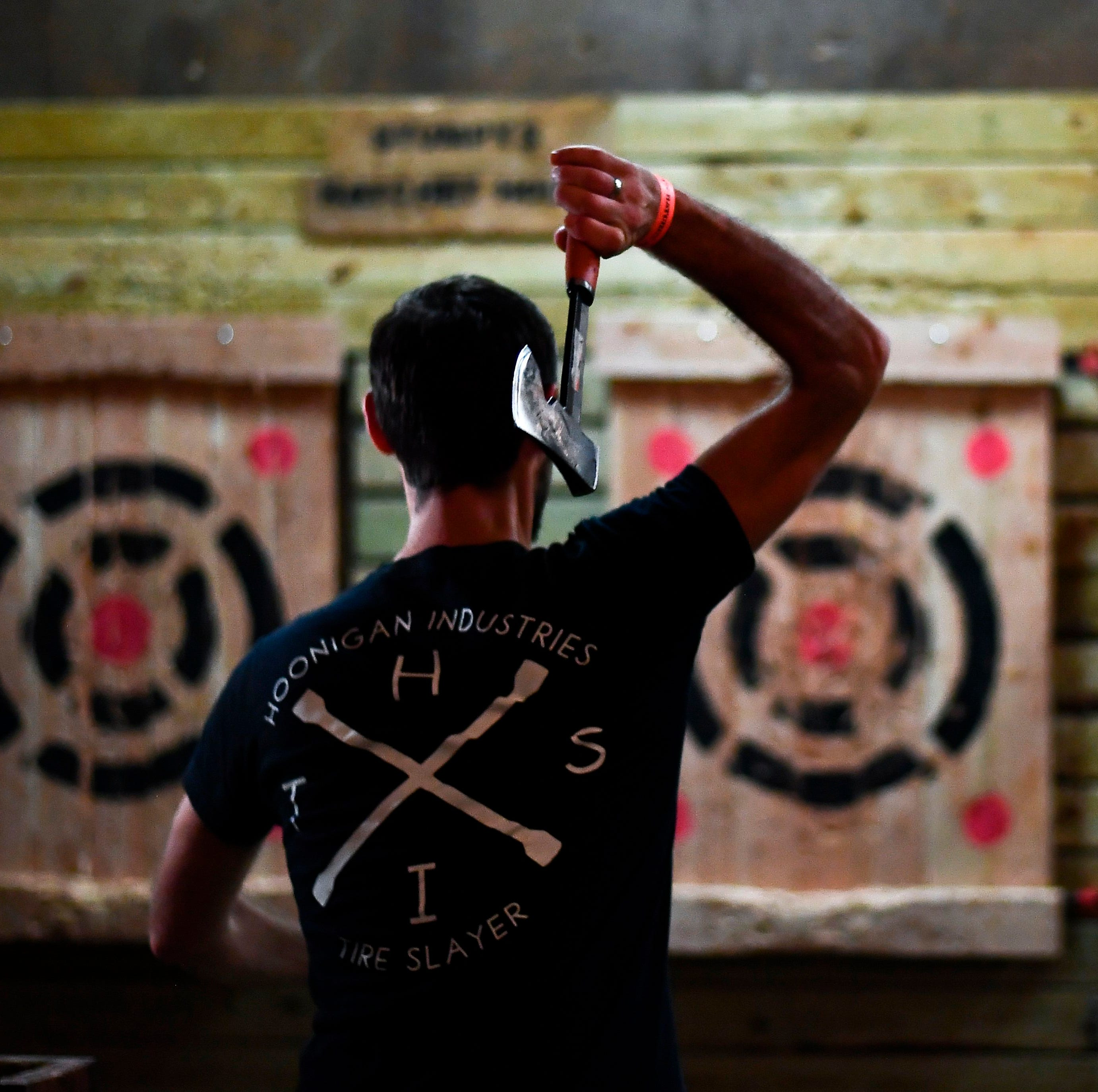 Does Rochester have room for two ax-throwing bars?
