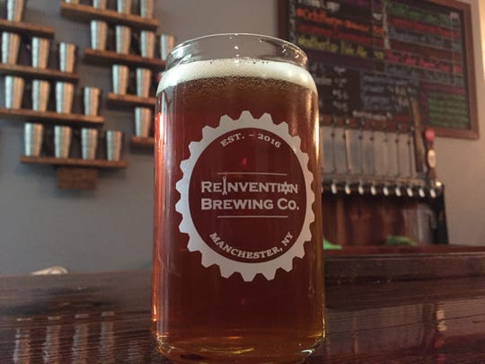 Reinvention Brewing in Manchester produces impressive lagers.