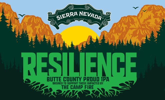 Breweries across the country made batches of Resilience Butte County Proud IPA at the request of the Sierra Nevada Brewing Co. as a fundraiser for Camp Fire. Now, Sierra Nevada is getting ready to distribute six-packs of the highly-sought beer in Redding.