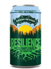 100 percent of sales of Resilience Butte County Proud IPA will be donated to Camp Fire relief, Sierra Nevada owner and founder Ken Grossman previously said in a Facebook post.