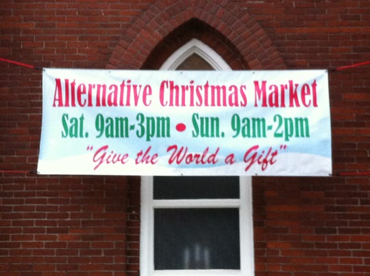Alernative Christmas Market will take place on Dec. 1-2 this year.