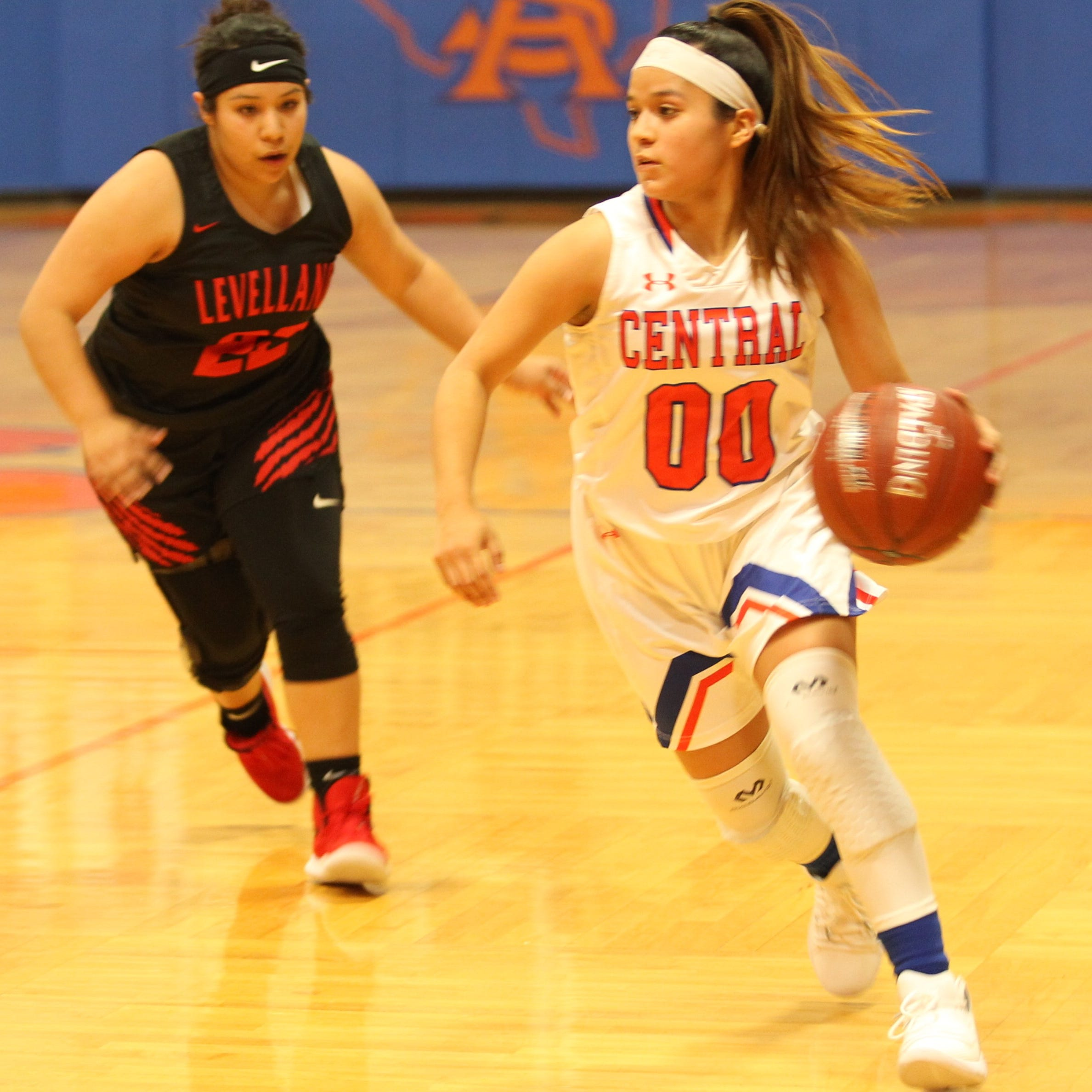 Top-ranked Levelland cools off San Angelo Central girls