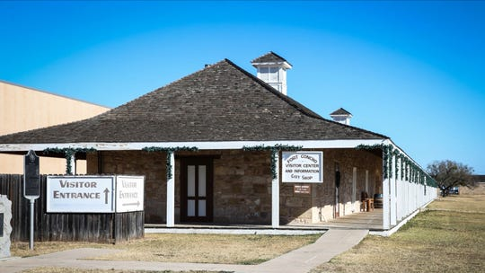 Fort Concho National Historic Landmark was established in 1867.