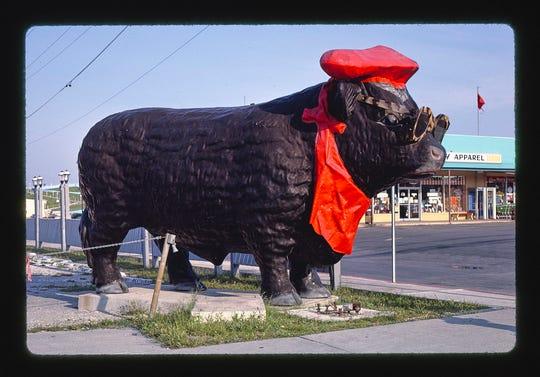 Capt. Bob's Bull on 65th Street in Ocean City, Maryland.