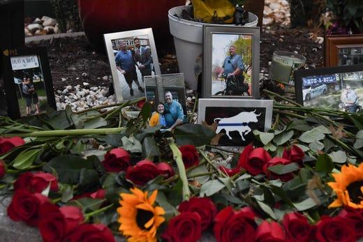 Salisbury police mourn Officer Aaron
