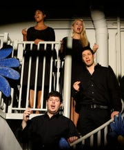 """Shreveport Opera Xpress resident artists will co-star in the """"After After Dark"""" one-act production series Feb. 7-9 at Central Artstation."""